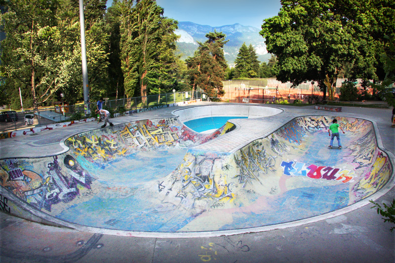 Magasin piscine annecy for Piscine annecy
